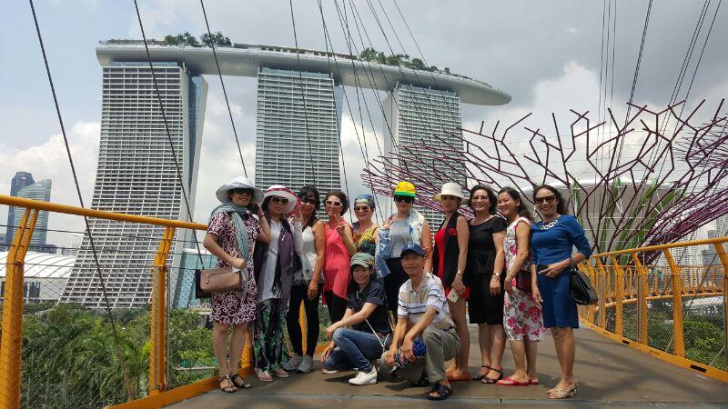 Du lịch Singapore 06/11/2015