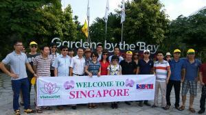 Du lịch Singapore: Khách Hàng Singapore Malaysia Tháng 5