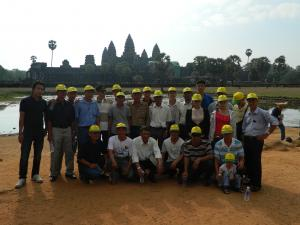 Du Lịch Campuchia: Tháng 6