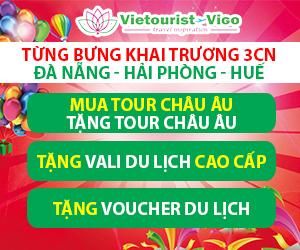 Từng Bừng Khai Trương – Rộn Ràng Khuyến Mãi Tại 3 Chi Nhánh Đà Nẵng - Hải Phòng - Huế