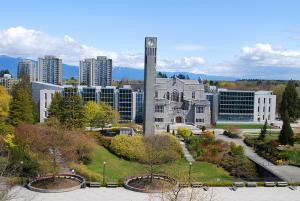 Thành Phố Vancouver - Các Trường Cao Đẳng Và Đại Học Tốt Nhất