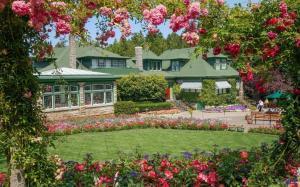 Khám Phá Vườn Butchart, Canada - Top Những Khu Vườn Đẹp Nhất Thế Giới