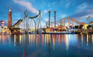 Du lịch Khám Phá Thành Phố Orlando Ở Tiểu Bang Florida