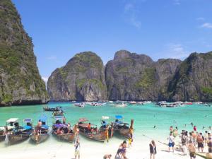 Đảo Koh Phi Phi - Viên Ngọc Vùng Biển Của Thái Lan