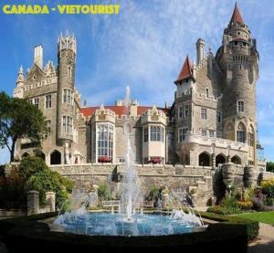 Những công trình kiến trúc đặc sắc nhất tại Canada