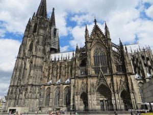 Chiêm Ngưỡng Nhà Thờ Cologne - Một Trong Những Nhà Thờ Lớn Nhất Thế Giới