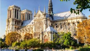 Du Lịch Pháp Tìm Hiểu Về Nhà Thờ Đức Bà Paris
