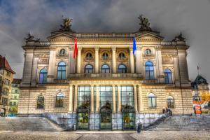 Thành Phố Zurich Các Địa Điểm Du Lịch Ưa Thích
