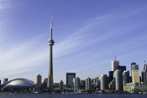 Du Lịch Canada - Khám Phá Tháp CN - Biểu Tượng Thành Phố Toronto