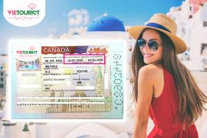 Visa Canada 10 năm là gì? Được Ở Lại Canada Bao Lâu?