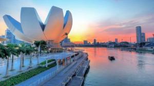 Những Công Trình Độc Đáo - Giống Đồ Ăn Ở Singapore