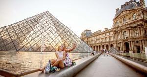 Tìm Hiểu Về Bảo Tàng Louvre Paris Nước Pháp