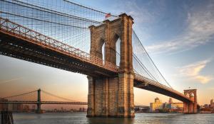 Khám Phá Cầu Brooklyn, New York – Cây Cầu Treo Lâu Đời Nhất Hoa Kỳ