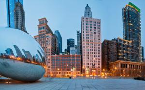 Chicago Những Địa Điểm Du Lịch Được Du Khách Yêu thích