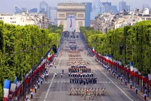 Khám Phá Đại Lộ Champs-Elysées, Nước Pháp