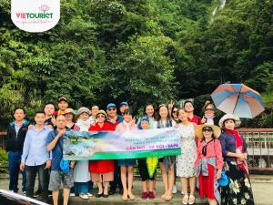 Đoàn Quỹ Tín Dụng Nhân Dân Nam Cần Thơ Tham Gia Tour Hà Nội - Sapa