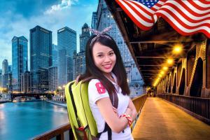 Đi du học Mỹ không cần điều kiện