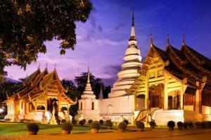 Những Điểm Tham Quan Đẹp Ở Chiang Mai, Thái Lan