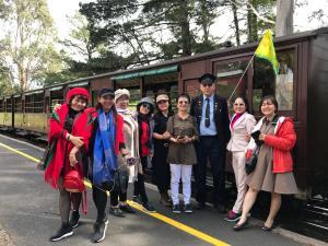 Đoàn Du Khách Du Lịch Úc - Brunei 2019