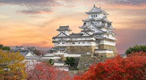 Lâu đài Himeji -  Tiêu Biểu Cho Nền Kiến Trúc Nhật Bản Từ Xa Xưa