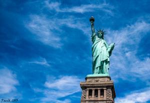 Tượng Nữ Thần Tự Do - Biểu Tượng Của Nước Mỹ