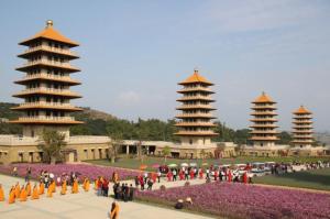 Phật Quang Sơn Tự, Cao Hùng - Điểm Đến Nổi Tiếng Của Đài Loan