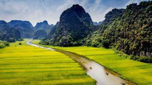 Tam Cốc Bích Động, Ninh Bình - Di Tích Quốc Gia Đặc Biệt Của Việt Nam