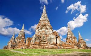 Khám Phá Ayutthaya Xinh Đẹp - Cố Đô Của Thái Lan