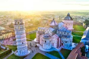 9 Điều Thú Vị Có Thể Bạn Chưa Biết Về Tháp Nghiêng Pisa Ở Ý