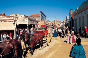 Thị Trấn Đào Vàng Ballarat - Trải Nghiệm Đãi Vàng Ở Xứ Chuột Túi