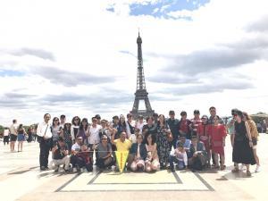 Chia Sẻ Của Du Khách Sau Khi Tham Gia Tour Châu Âu 5 Nước: Pháp - Luxembourg- Đức - Bỉ - Hà Lan