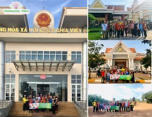 Tour Du Lịch Khách Đoàn Campuchia - Đoàn Gia Đình