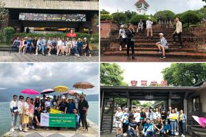 Tour Du Lịch Khách Đoàn Đài Loan - Thẩm Mỹ Viện Khơ Thị