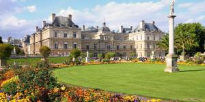 Vườn Luxembourg - Khu Vườn Nổi Tiếng Ở Paris Nước Pháp