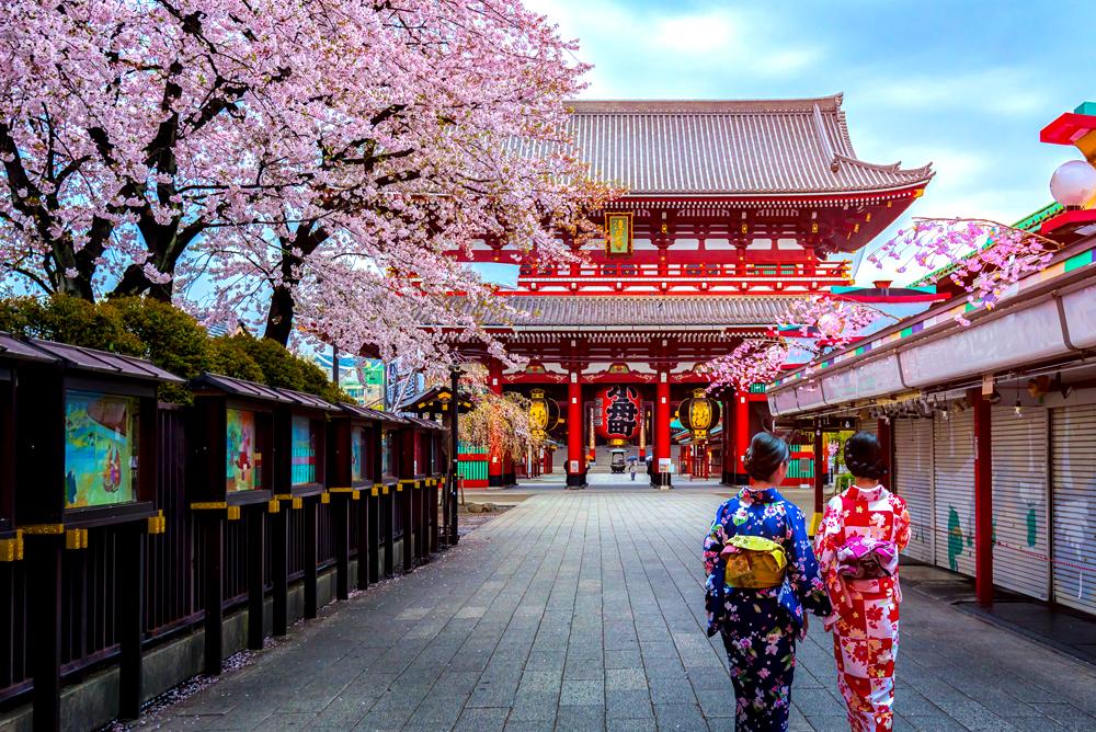 Tour Du Lịch Nhật Bản Tết Nguyên Đán 6 Ngày 5 Đêm: Tokyo - Yamanashi - Nagoya - Kyoto - Osaka