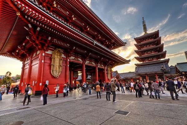 Tour Du Lịch Nhật Bản Giá Rẻ Khởi Hành Từ Sài Gòn 2017: Narita - Nikko - Yamanashi - Tokyo