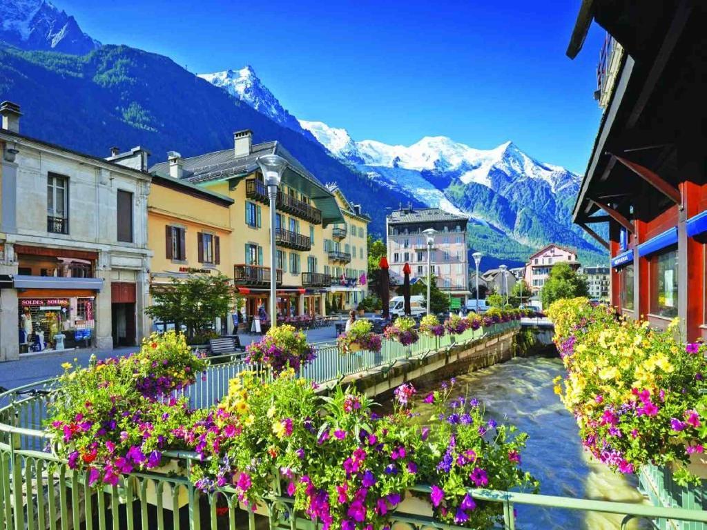 Tour Du Lịch Pháp Kết Hợp 3 Nước Thụy Sĩ - Ý - Vatican 9 Ngày 8 Đêm