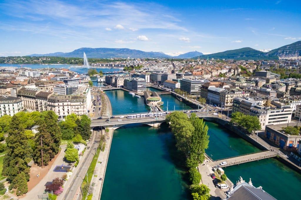 Tour Du Lịch Thụy Sĩ Trọn Gói Kết Hợp Pháp - Ý - Vatican
