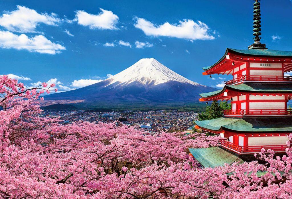 Tour Du Lịch Nhật Bản Mùa Hoa Anh Đào 2018: Tokyo - Núi Phú Sĩ - Hakone