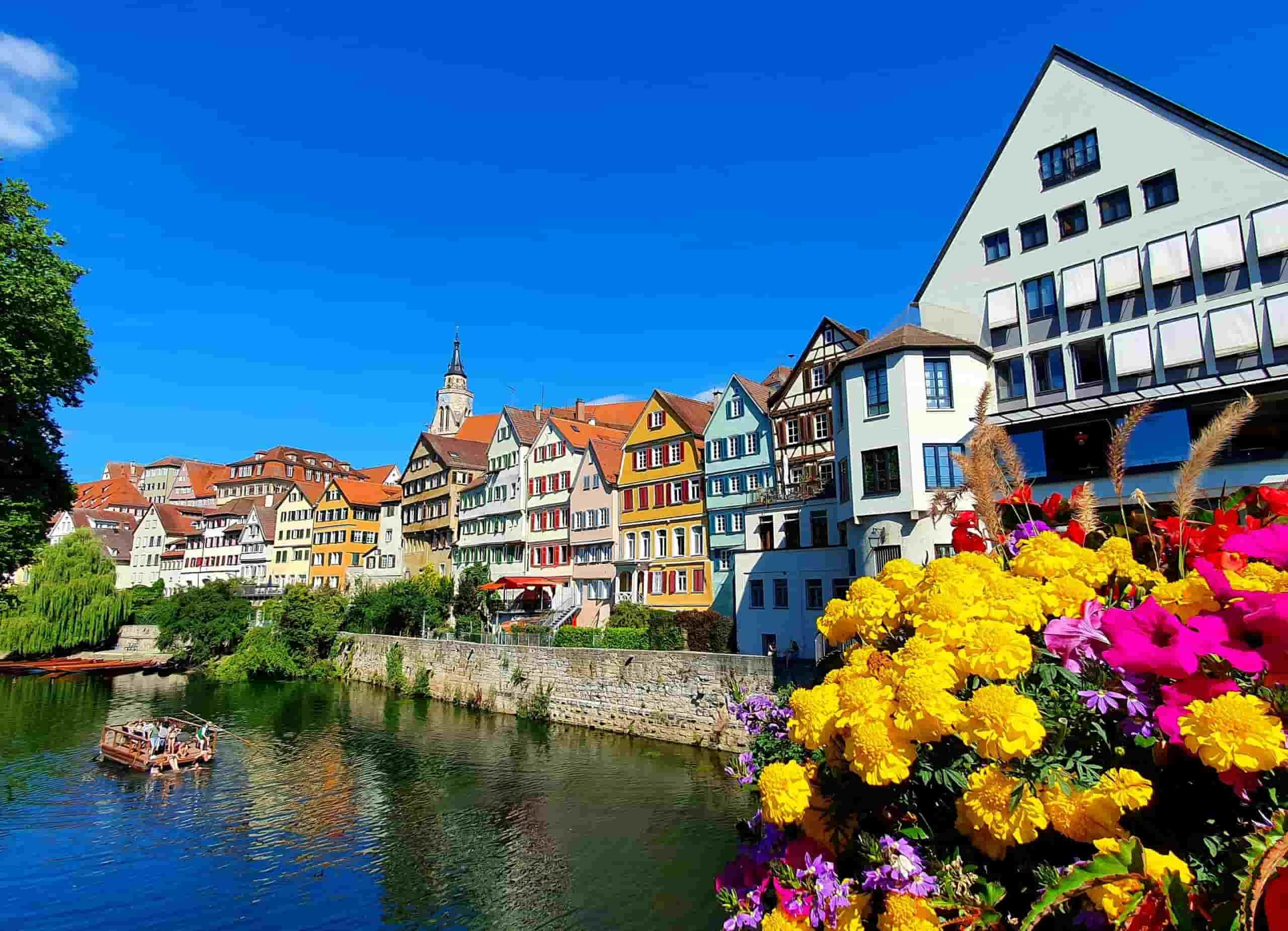 Du Lịch Đức Kết Hợp Pháp - Thụy Sĩ - Luxembourg Trọn Gói Giá Rẻ