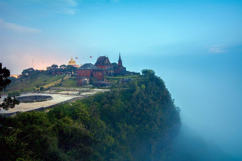 Du lịch Campuchia: Shihanok Ville - đảo Korong