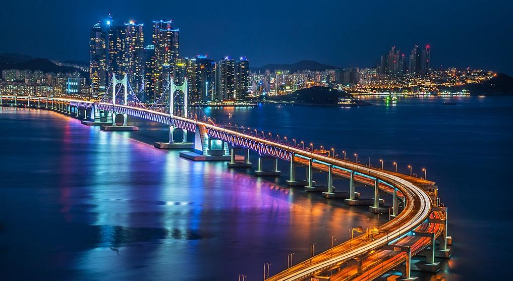 Tour Du Lịch Hàn Quốc 5 Ngày 5 Đêm: Busan - Seoul