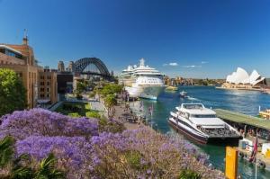 Tour Du Lịch Úc 5 Ngày 5 Đêm: Sydney - Wildlife Park - Blue Mountain - Mùa Hoa Phượng Tím