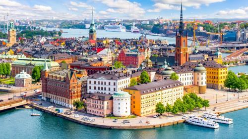 Tour Du Lịch Thụy Điển - Phần Lan - Na Uy - Đan Mạch 11 Ngày 10 Đêm