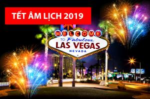 Tour Du Lịch Bờ Tây Mỹ Tết 2019: Los Angeles - Las Vegas - Thăm Thân Nhân