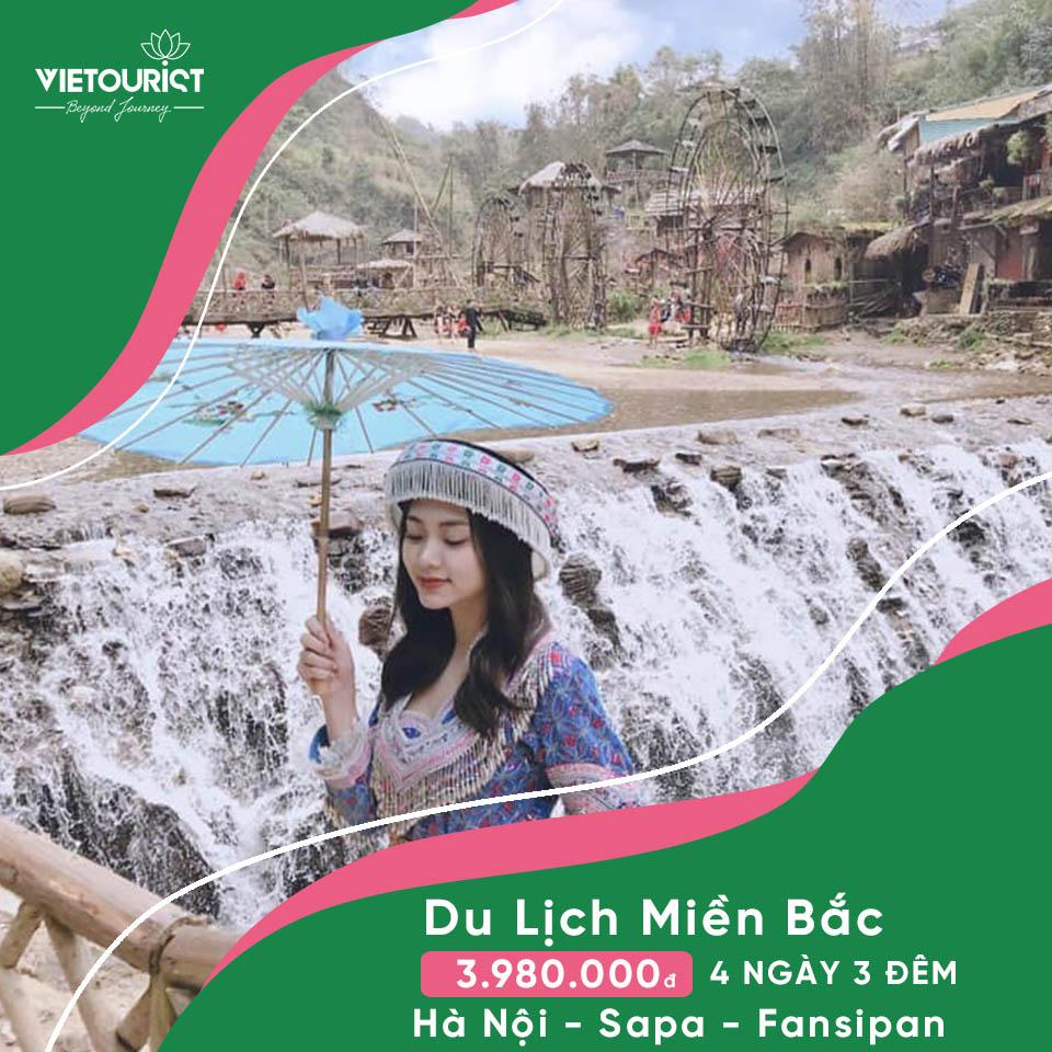 Tour Du Lịch Hà Nội - Sapa - Fansipan