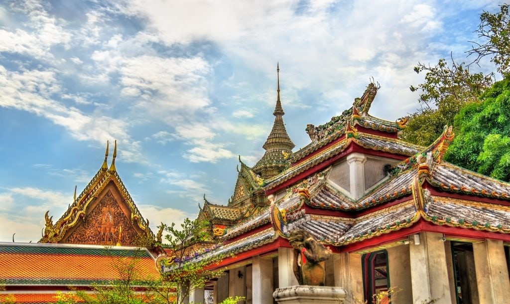 Chùa Đức Phật (Wat Pho)