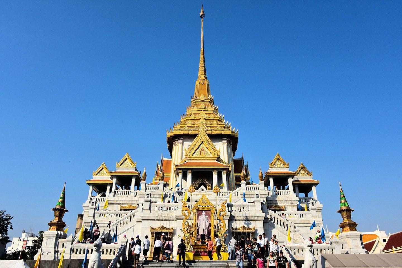Chùa Phật Vàng (Wat Traimit)
