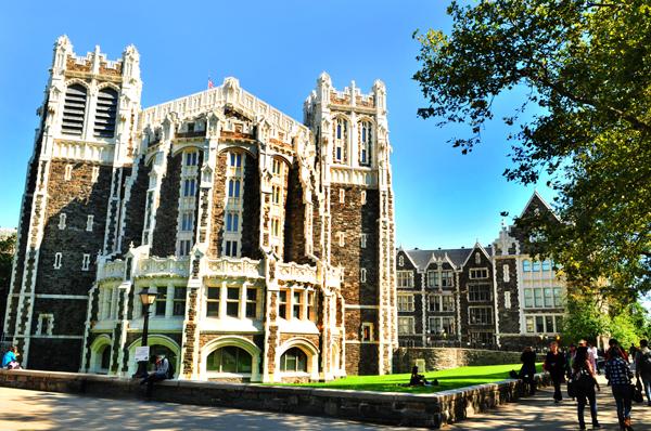 các trường đại học cảo đẳng ở thành phố new york