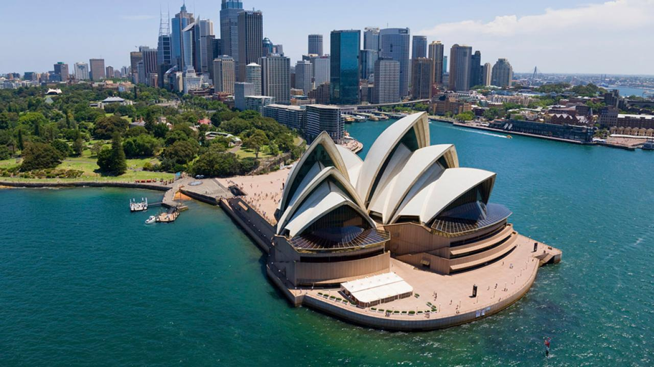 Nhà hát Sydney Opera House